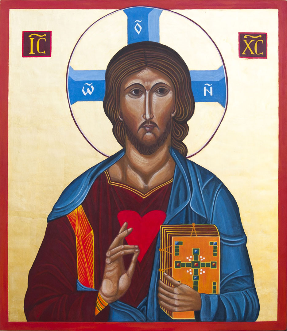 icon of Christ the King